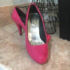 Pink Patent Gabriella Rocha Heels